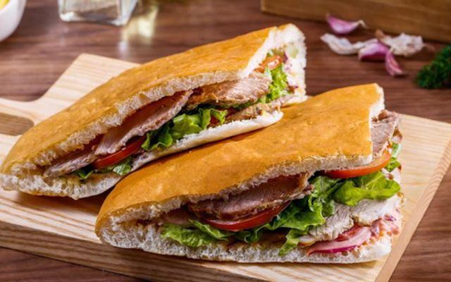 Bánh Mì Kebab Torki Chiêu Liêu