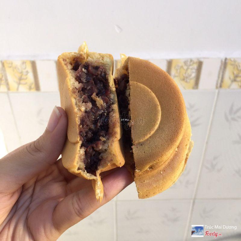 Bánh nướng Đài Loan  nhân Đậu đỏ