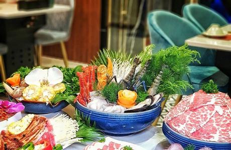 Ăn Được Phúc Paradise - Dimsum, Hotpot & BBQ