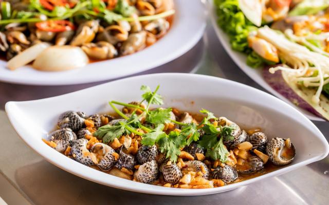 Ốc Việt - Nướng Bơ