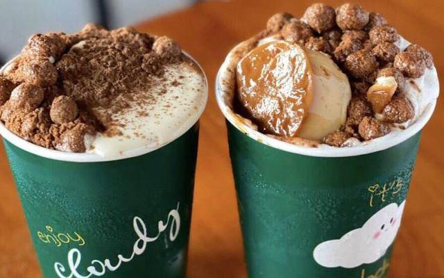 Cloudy - Nitrogen Ice Cream & Drinks - Ngô Văn Sở
