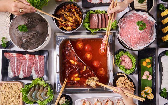 Buffet Lẩu Ếch Jiang Hu - Sư Vạn Hạnh