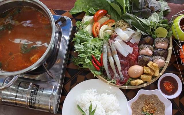 Quán Bún Riêu Bà Dú - Nguyễn Gia Trí
