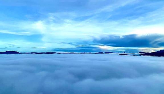 Thiên Đường Săn Mây