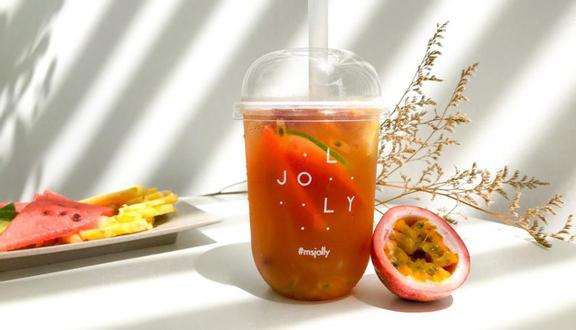 Trà Sữa M's Jolly - Đinh Tiên Hoàng