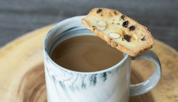 Biscotti - Bánh Hạt Dinh Dưỡng - Liên Khu 5 - 6