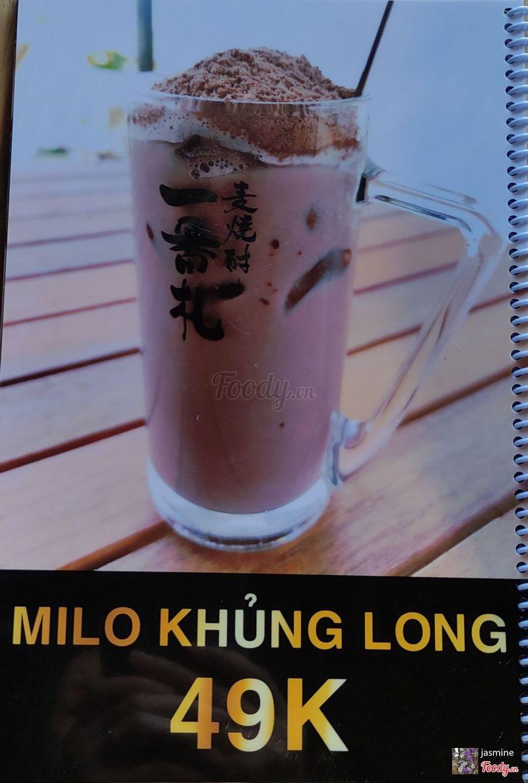 Milo _ Món này khá dễ uống
