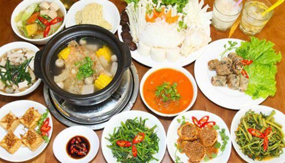 Thiên Trà Đạo - Trà & Đồ Ăn Chay