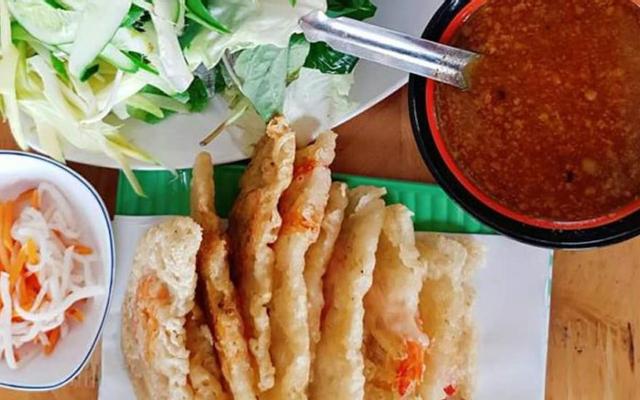 Bánh Xèo Miền Trung Bình Định - KDC Vietsing