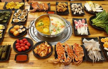 Buffet Sapasa - Nguyễn Huy Tưởng