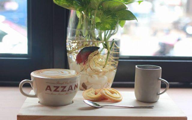 Azzan Coffee Shop - 27 Trần Phú