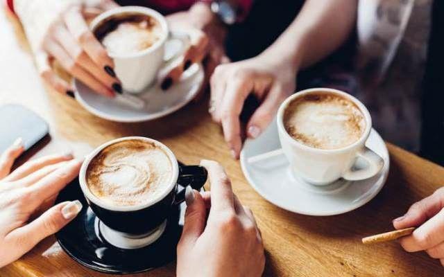Không Gian Gỗ Coffee