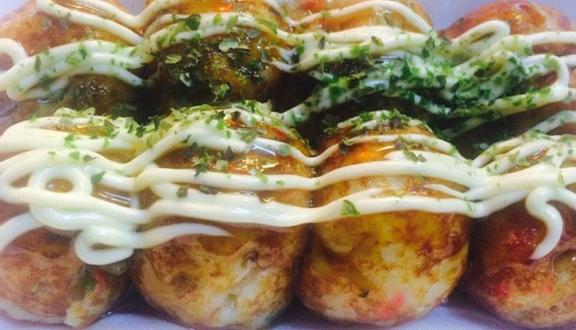 Bánh Bạch Tuộc Takoyaki Sami - Đường Số 1
