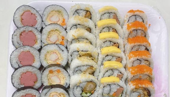 Ahihi - Kimbap & Sushi Tự Chọn - Lê Quang Sung