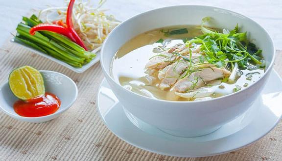 Hương Sơn - Phở Gà Ta - Cao Xanh