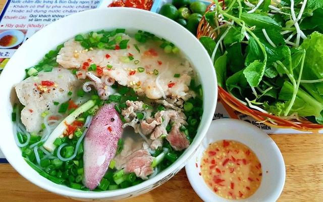 Bún Quậy Phú Quốc - Lê Văn Lương