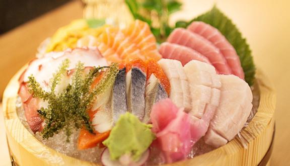 Sushi KO - Hoa Phượng