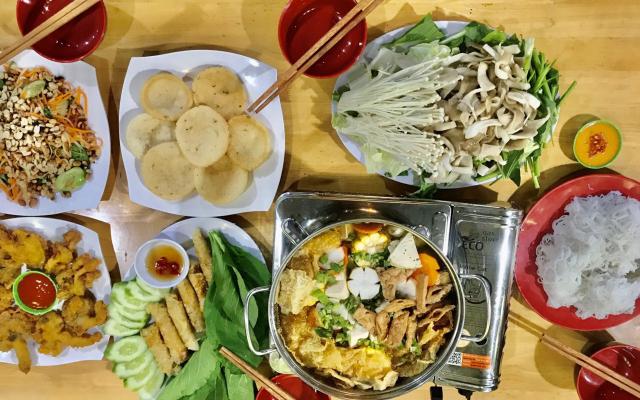 Vua Lẩu Chay 9 Món Mị Châu