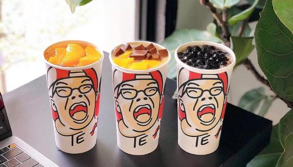 Trà Sữa Te Amo - Trần Văn Khéo