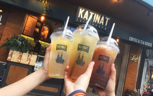 Katinat Saigon Kafe - Huỳnh Thúc Kháng