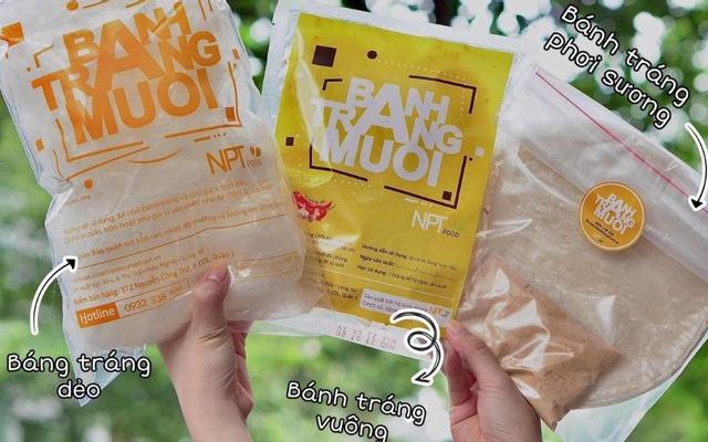 Bánh Tráng Muối NPT Food -  Lý Thánh Tông