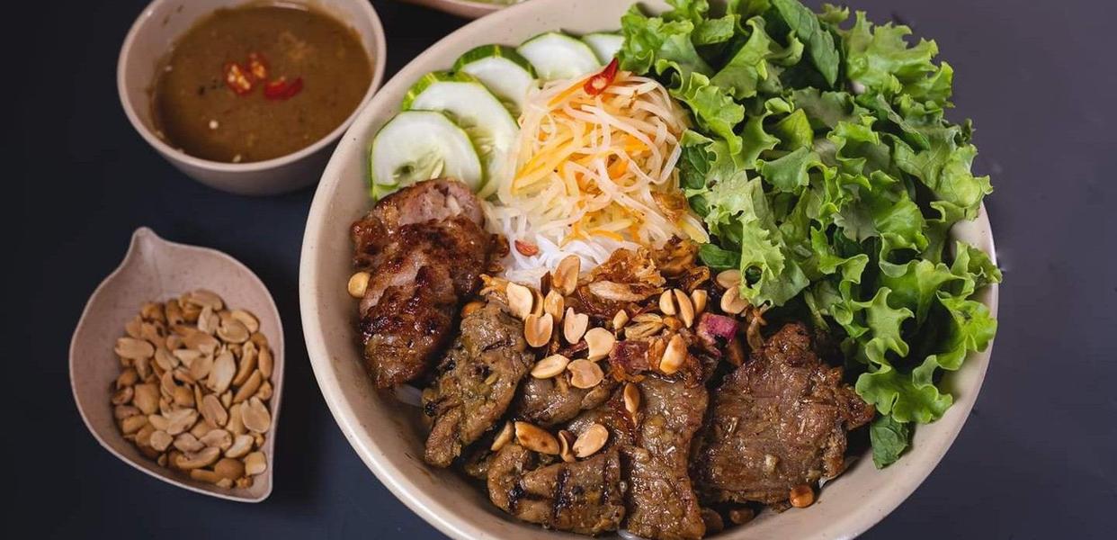 MINH ĐĂNG - BÚN THỊT NƯỚNG HỘI AN   ShopeeFood - Food Delivery   Order &  get it delivered   ShopeeFood.vn