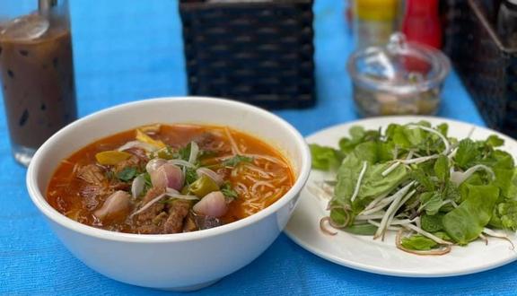 Tiệm Ăn Bà Nà - 25 Phan Châu Trinh