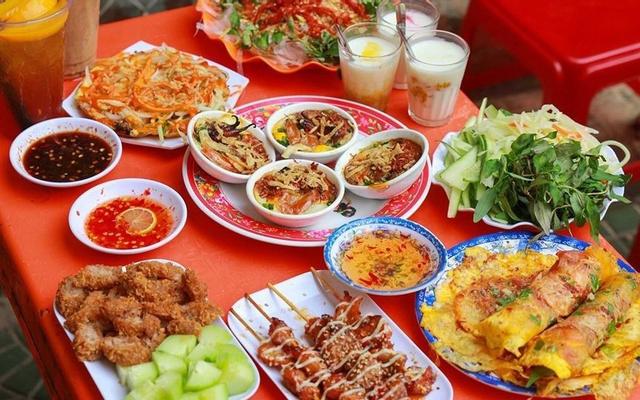 Quán Khánh - Bánh Ép Huế & Ăn Vặt - Điện Biên Phủ