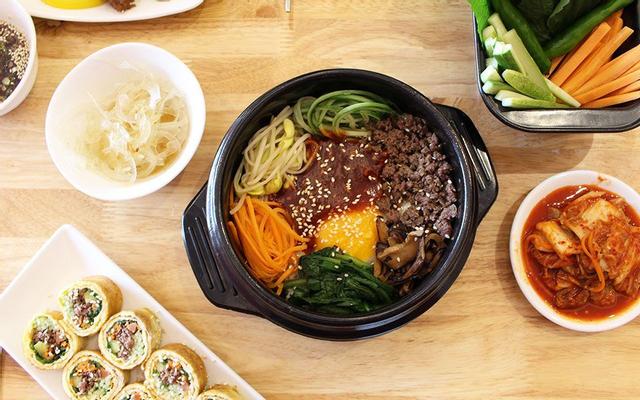 Busan Korean Food - Món Hàn Quốc - Nguyễn Đình Chiểu