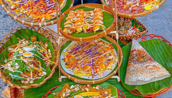 Bánh Tráng Mâm Đà Nẵng