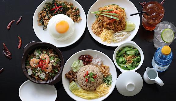 RIO Thai Food - Món ăn Thái - Xô Viết Nghệ Tĩnh