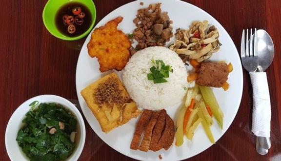 Cơm Chay Việt - Thoại Ngọc Hầu