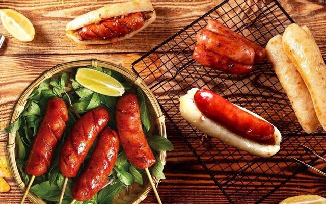 Chen Food - Lạp Xưởng Tươi - Crescent Mall