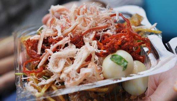 Bánh Tráng Cuốn Sài Gòn - Ngô Gia Khảm