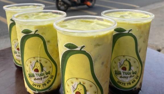 Sữa Tươi Bơ - Trà Mận - Nguyễn Ái Quốc