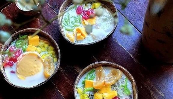 Oh!Xoong Thai - Chè Lọt & Ăn Vặt Thái Lan - Phan Đình Phùng