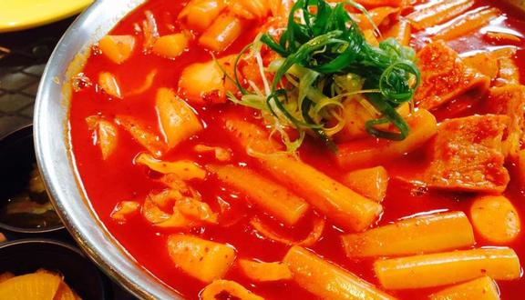 Nguyên Liệu Món Ngon Hàn Quốc - Huỳnh Tấn Phát