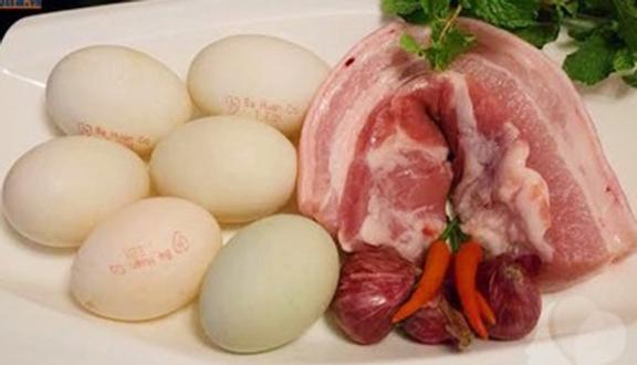 Bull Food - Thịt Heo Bò Gà & Trứng Các Loại