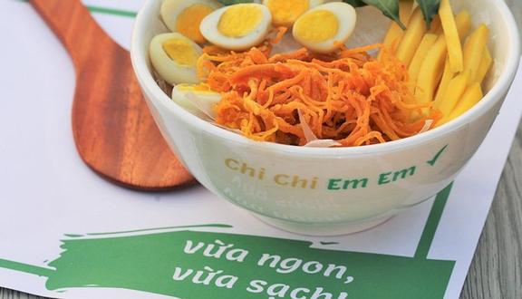 Chị Chị Em Em - Bánh Tráng & Tré Trộn - Phạm Văn Bạch