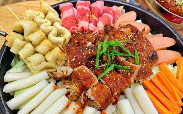 Miu Miu - Set Lẩu Tokbokki & Ăn Vặt Đóng Gói - Shop Online