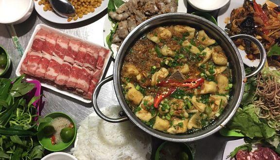 Lẩu Hít - Nguyễn Tư Giản