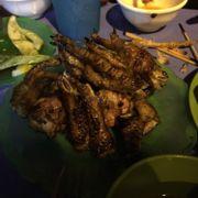 Chân - cánh gà nướng yumyum 😘🙏😘