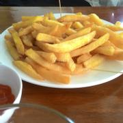 khoai tây chiên 30k