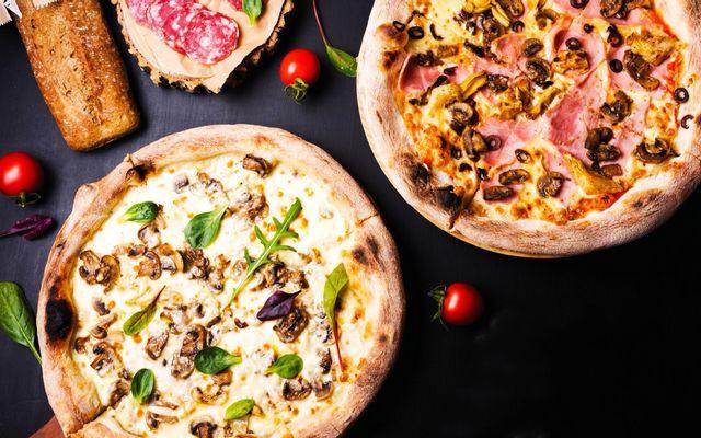 Pizza Sunflower - 100% Pizza Tươi