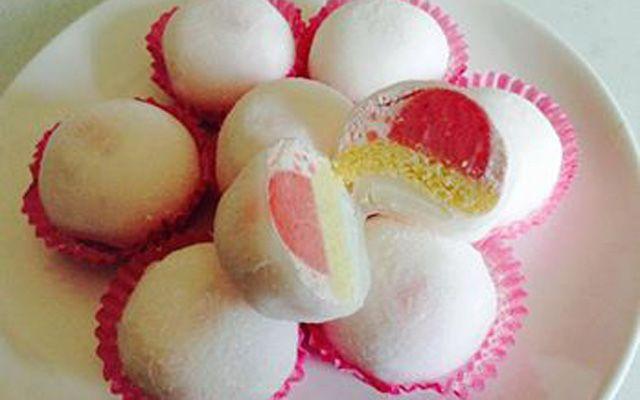 Bánh Tuyết Thiên Sứ