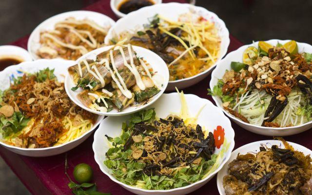 Ăn Vặt - Trường Kim Đồng - Trần Bình Trọng