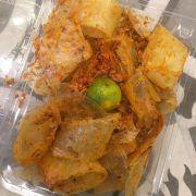 Bánh tráng muối Tây Ninh
