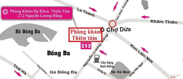 Phòng Khám Đa Khoa Thiên Tâm ở Hà Nội