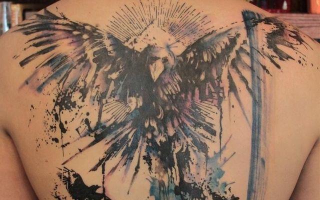 Tattoo 1 - Oak Ink