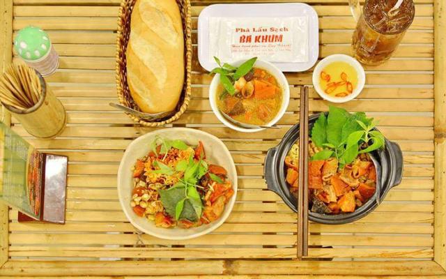 Phá Lấu Sạch Ba Khum - Gò Dầu